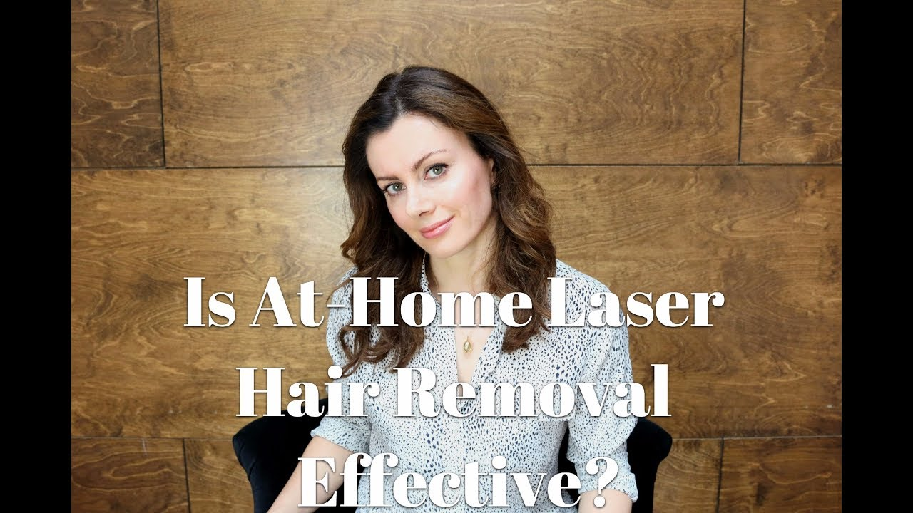 Is At-Home Laser Hair Removal Effective? | Dr Sam in The City