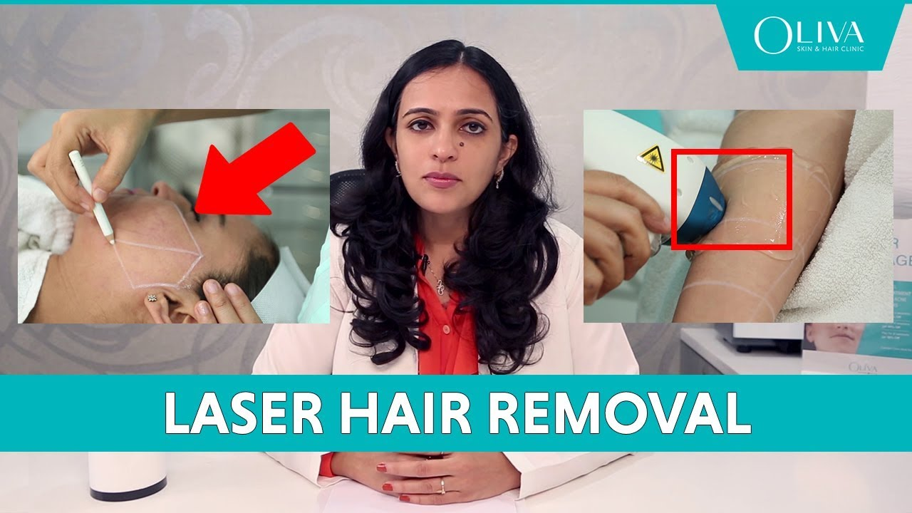 Laser Treatment For Hair Removal – Get Rid Of Unwanted Body Hair (For Men & Women)