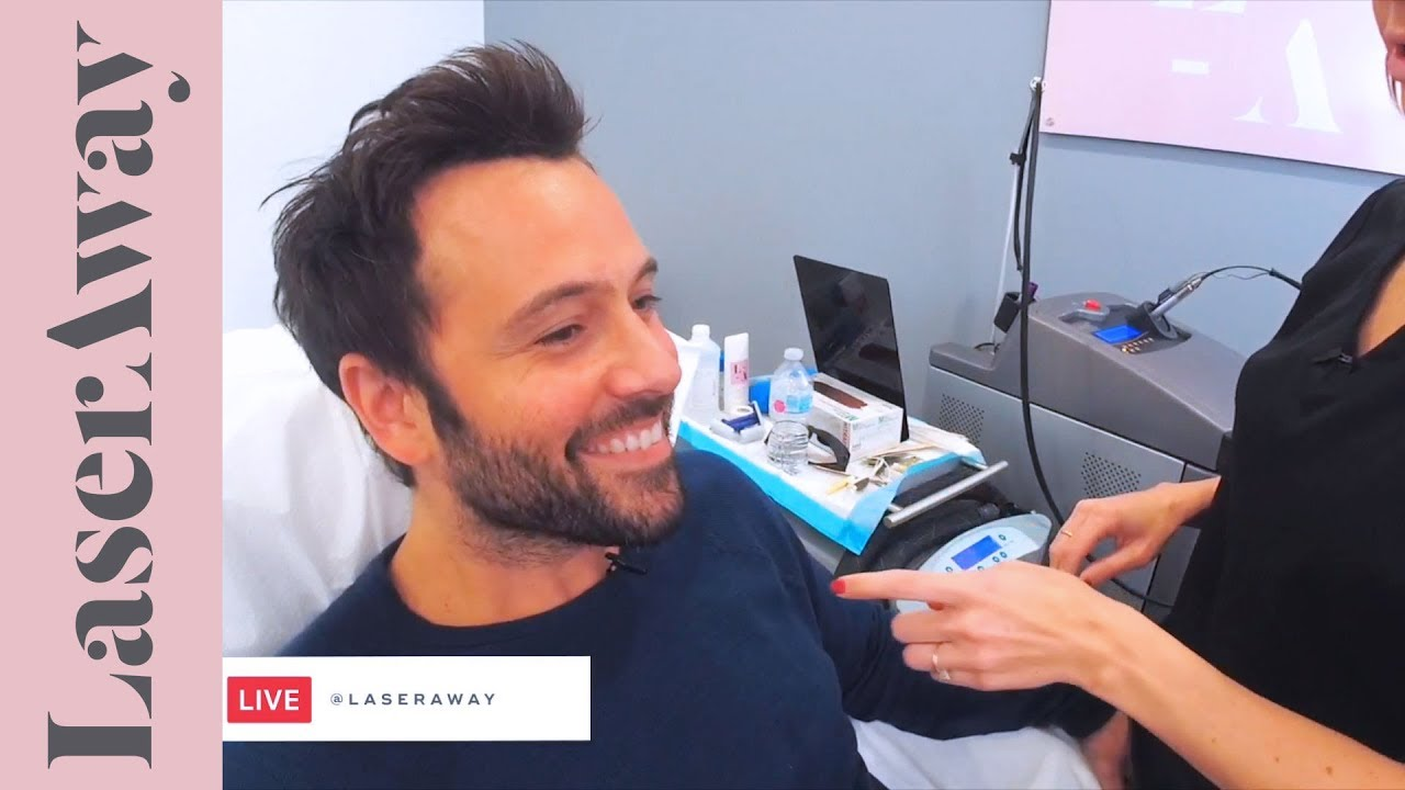 Laser Hair Removal For Men Face and Neck Line