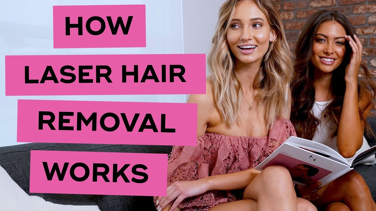 How Does Laser Hair Removal Work | LaserAway