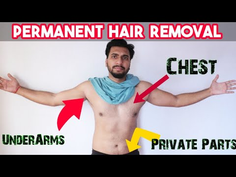 Full Body Permanent Hair Removal In 3 Easy And Effective Ways | Laser – IPL – Electrolysis