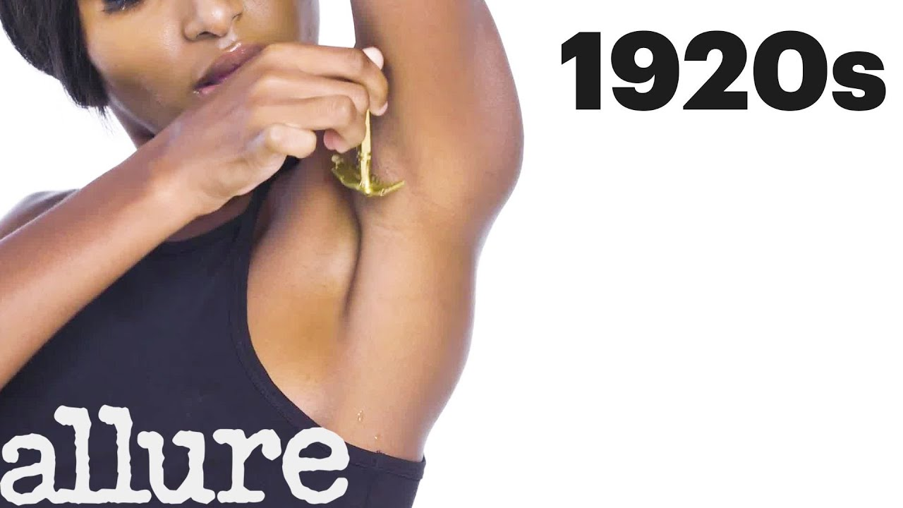 100 Years of Hair Removal | Allure