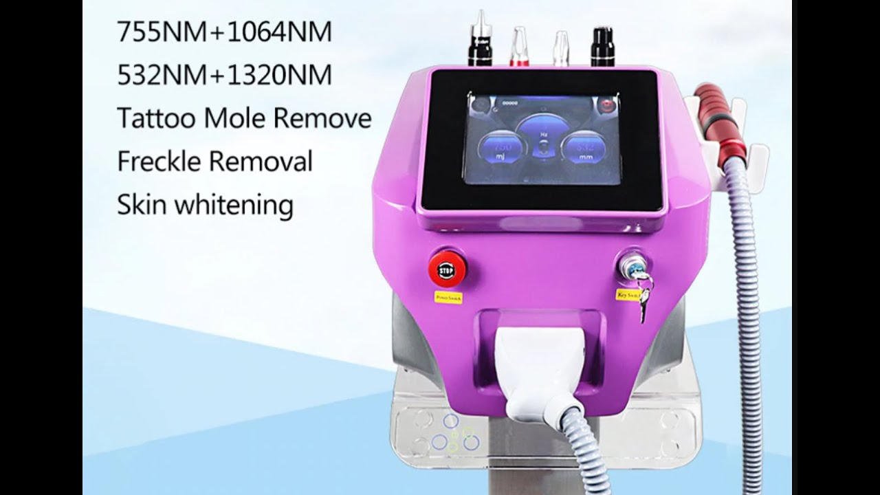 OFAN Laser Tattoo Removal Machine