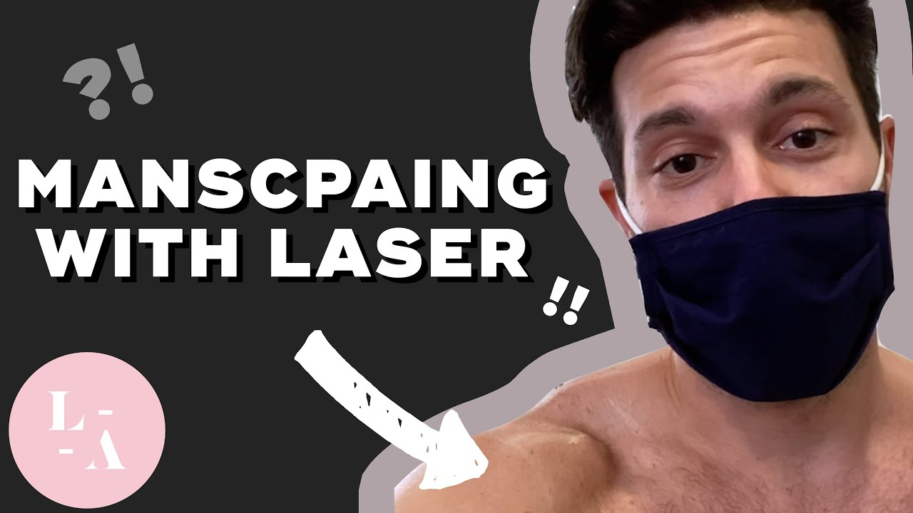 What's it all about? Laser Hair Removal for Men – LaserAway