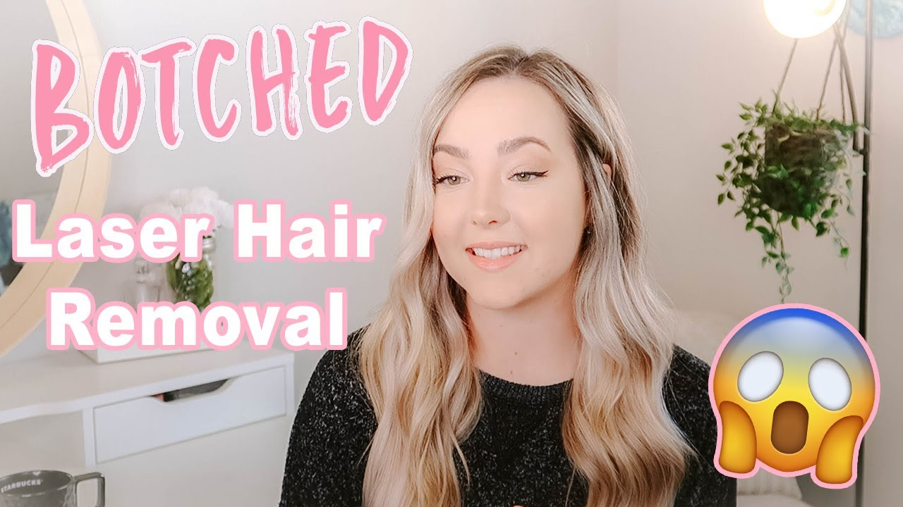 Watch this before getting LASER HAIR REMOVAL – What YOU should know BEFORE getting the treatment!