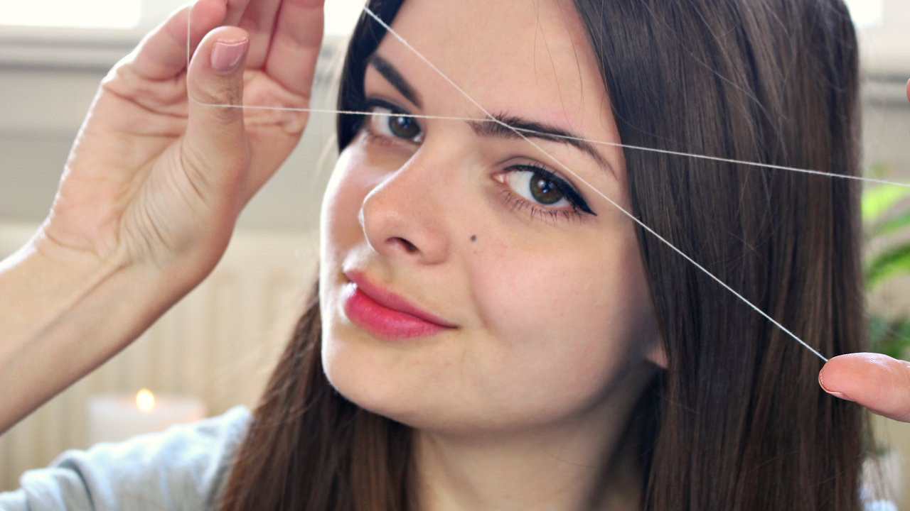 Threading | Facial Hair Removal Method