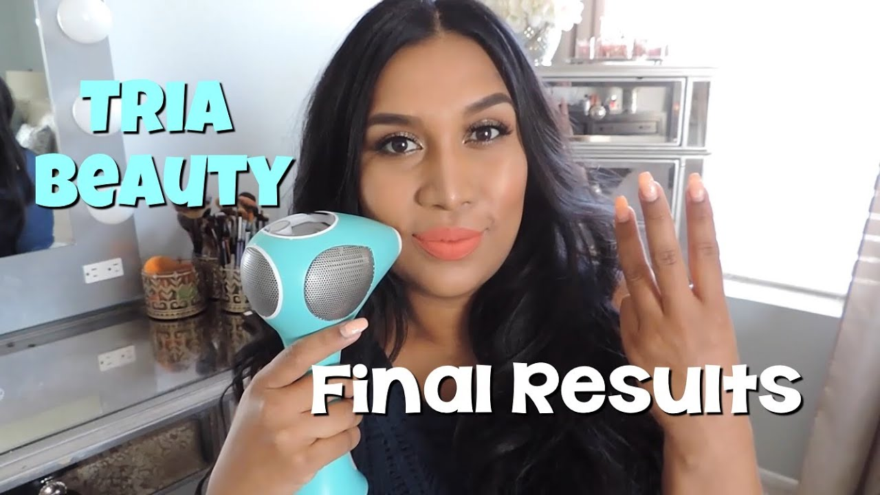 At Home Laser Hair Removal Final Results!