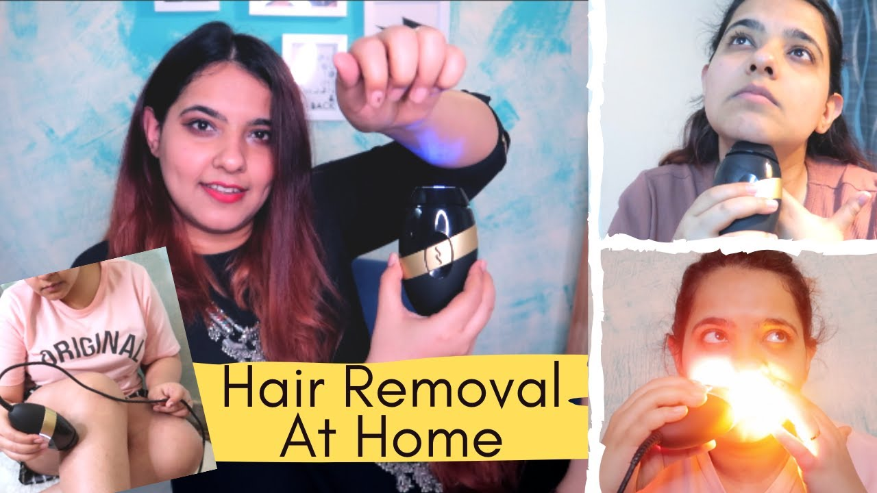 LASER HAIR REMOVAL at HOME with SmoothSkin Bare – DEMO, Q&A, and REVIEW