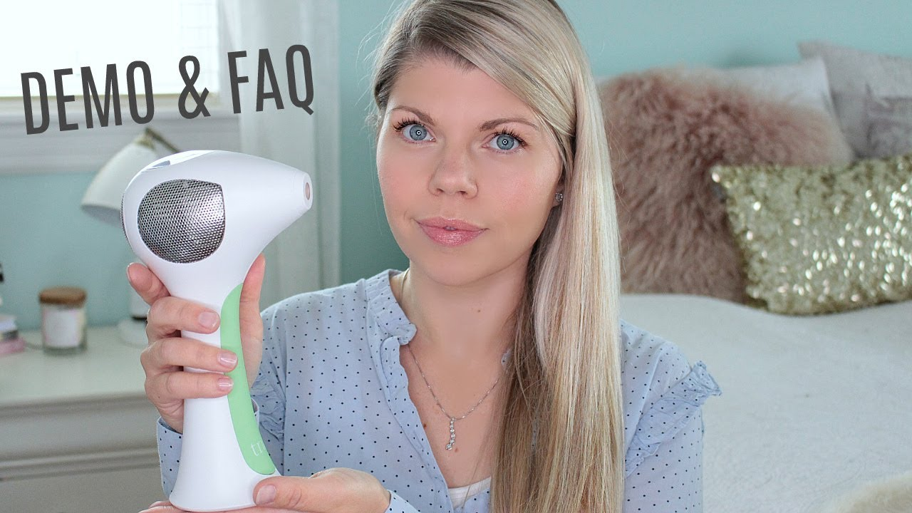TRIA LASER HAIR REMOVAL 4X REVIEW, 2 YRS LATER! HOW TO USE & FAQ