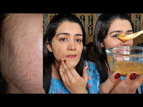 My Facial Hair Removal Story, Remedies/Diet & Tips about Waxing, Threading and Razors etc!!