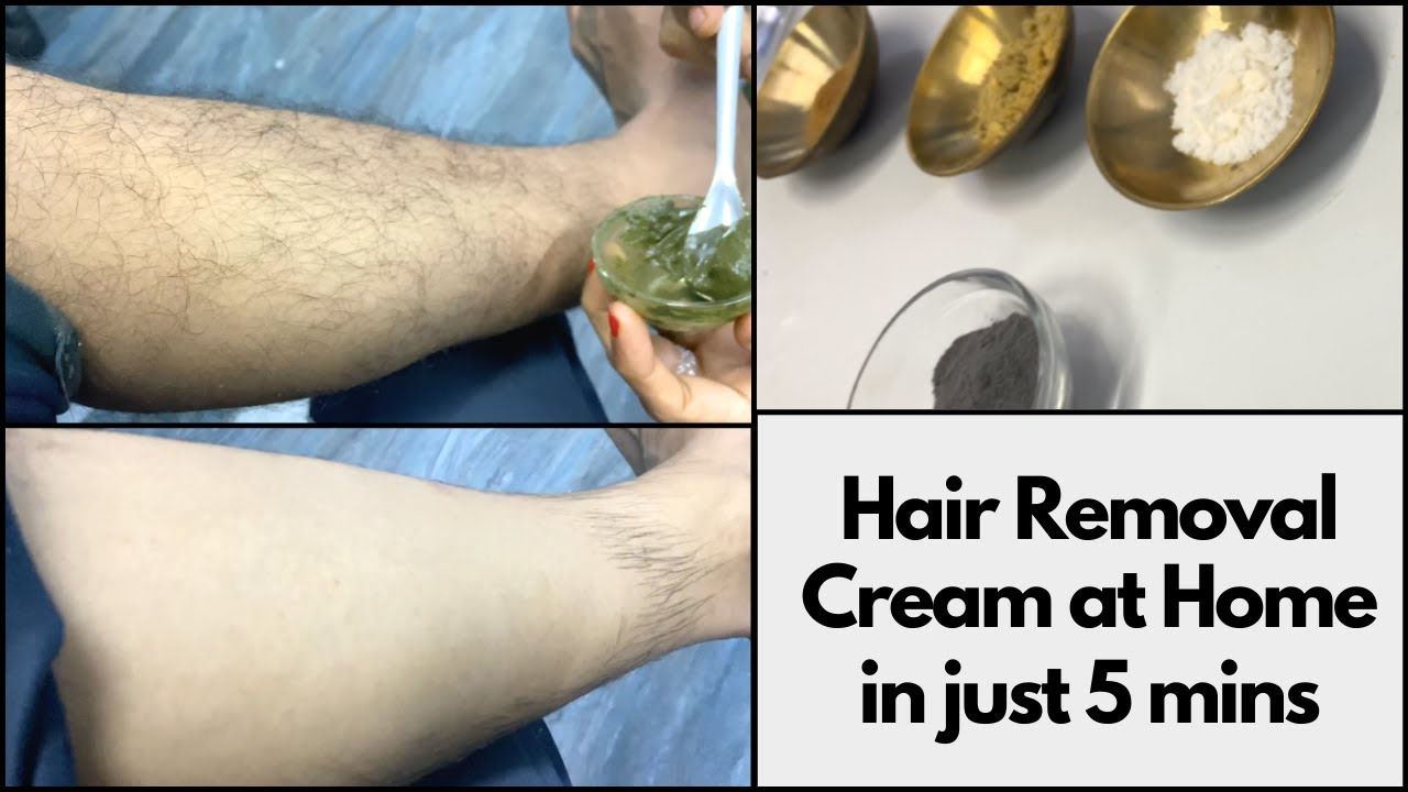 Hair Removal in 5 mins at Home | Hair Removal Powder Online Video Course Trailer