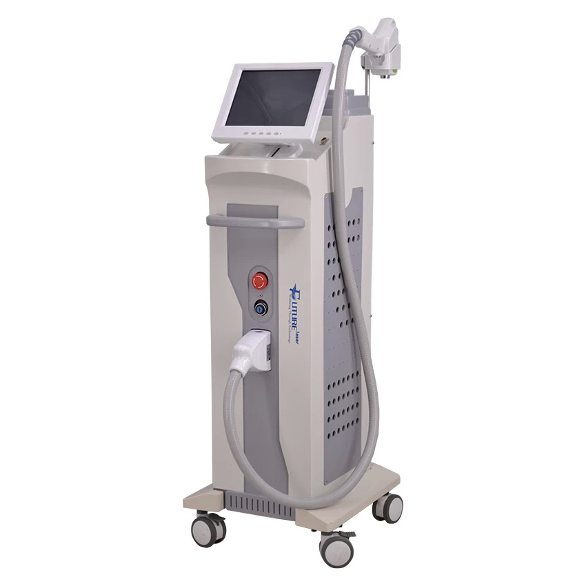 Vertical Diode Laser hair removal machine