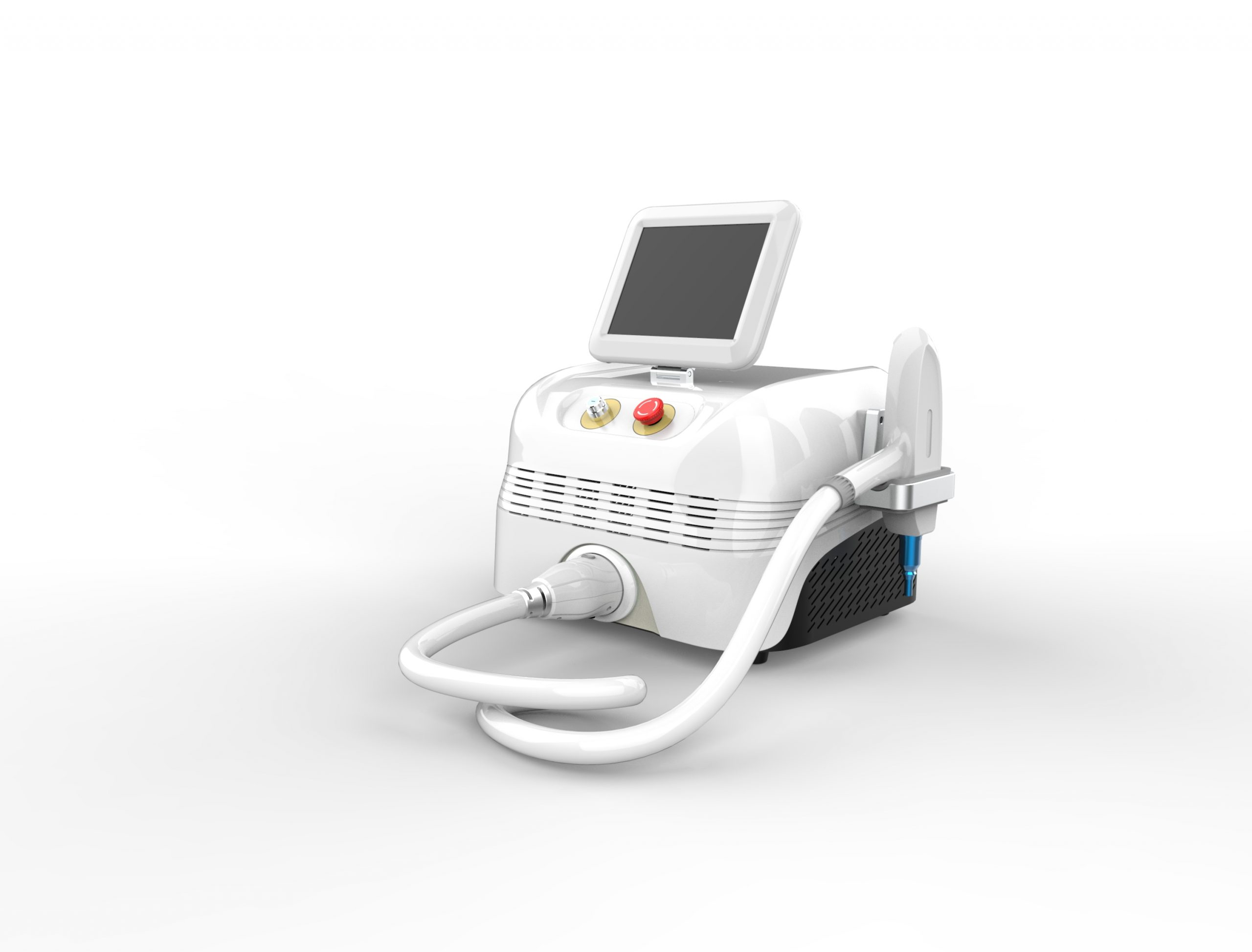 Portable Q-Switched Nd:Yag Tattoo removal Laser KR-BM190