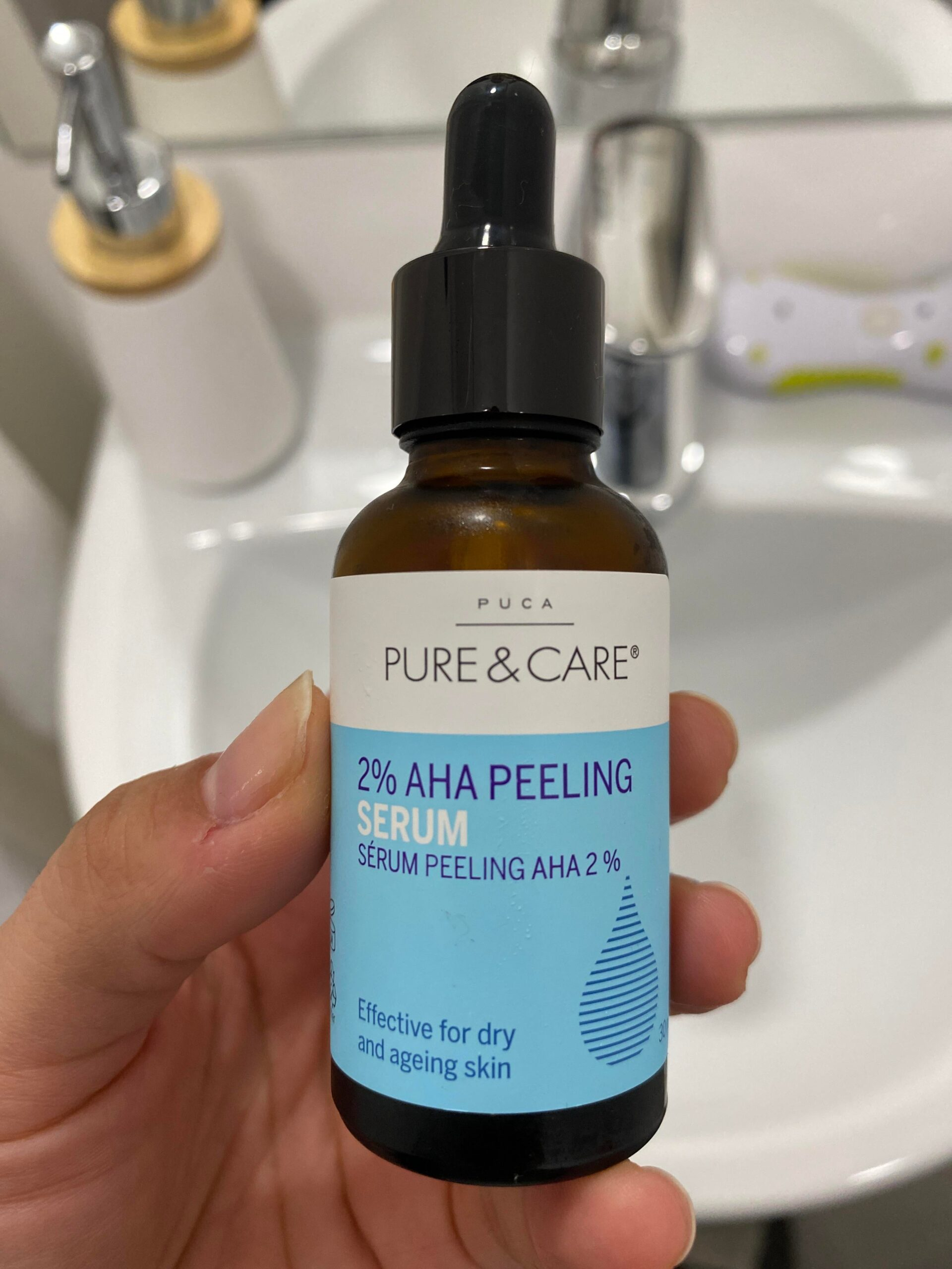 [Product Question] Does anyone know if this product from PUCA (Pure & Care) is any good? I bought it some time ago, forgot about it, and recently found it again as I was sorting out all of my skincare products. Would like to know if it's worth using, or if I should toss it and buy something else?