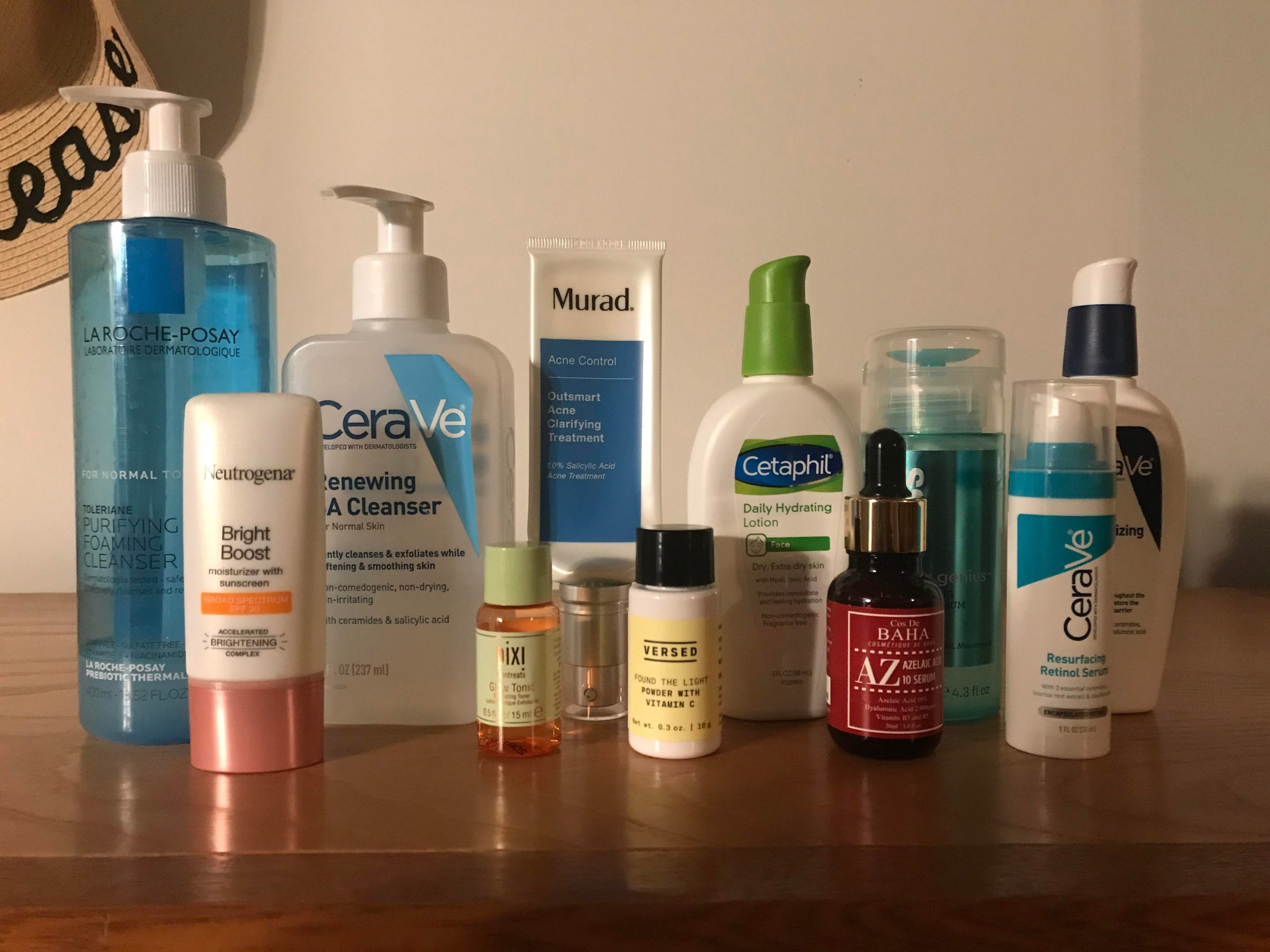 [Misc.] What the heck do people do with their product graveyard?! Seems so wasteful but something tells me no one wants your half used products especially in the age of COVID? 😔